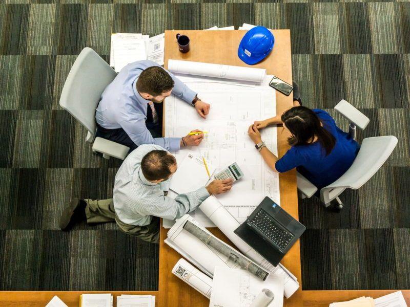 Współpraca architekt i architekt wnętrz